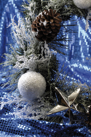 guirnaldas de navidad: Christmas Arrangement
