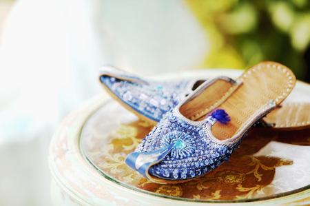 Oriental Shoes, Close-Up LANG_EVOIMAGES
