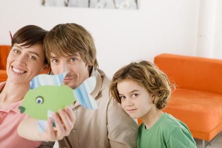 Family Smiling, Portrait LANG_EVOIMAGES