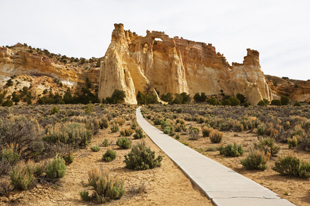 dreariness: Usa,Utah,Grosvenor Arch