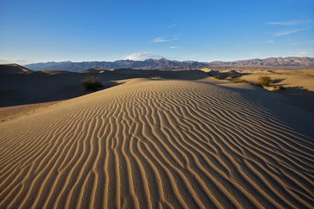Usa,California,Death Valley,Sand Dunes