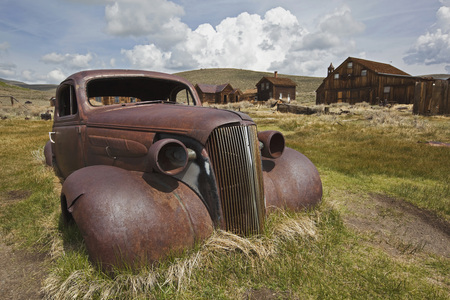 Usa,California,Sierra Nevada,Bodie State Park LANG_EVOIMAGES