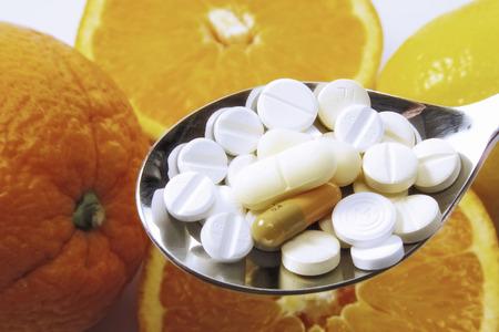 elixir: Compensación de vitamina