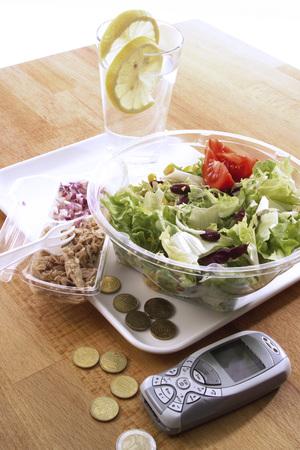citrons: Salad, Business Food