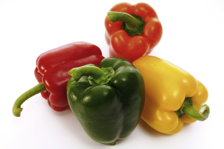 distinct: Red Peppers LANG_EVOIMAGES