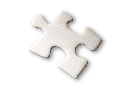 indoor shot: Puzzle Piece