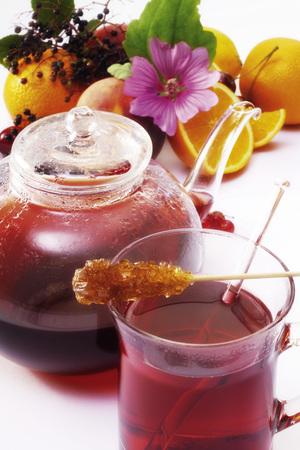 citrons: Fruit Tea