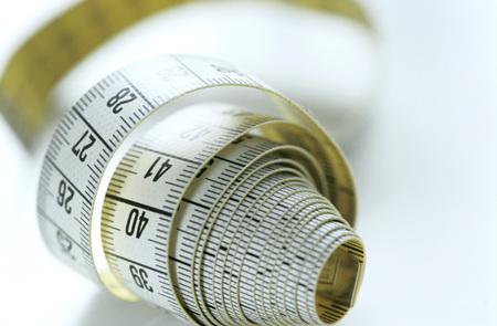 Measuring Tape, Close-Up
