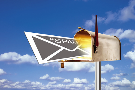 Mailbox With Spam LANG_EVOIMAGES