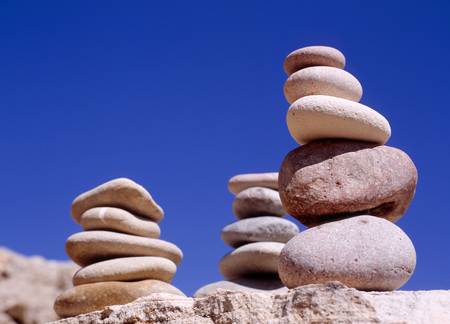 esoterismo: Stack Of Pebbles