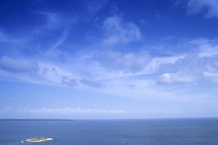 Dubrovnik, Croatia, Horizon Over Sea