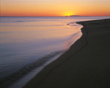 Sunset In Apulia, Italy