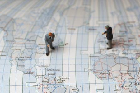 Global Business, Figurines LANG_EVOIMAGES