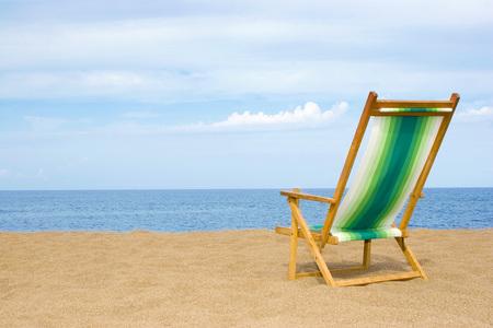 expanse: Deckchair At The Beach