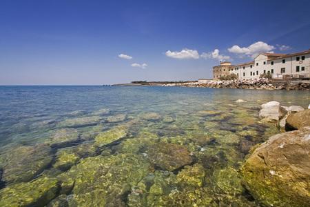 Italien, Seaport Cã©Cina, Adria LANG_EVOIMAGES