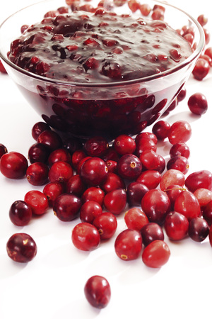 sweetly: Cranberry Jam And Fresh Cranberries LANG_EVOIMAGES