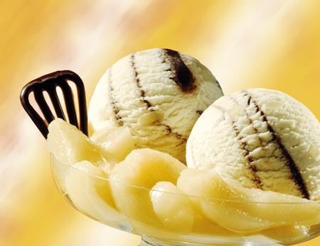 Birne Helene Ice Cream