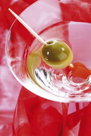Glas Of Martini