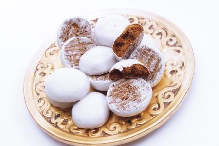 Gingerbread On Plate LANG_EVOIMAGES
