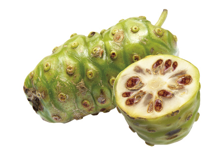Noni Fruits (Morinda Citrifolia), Close-Up