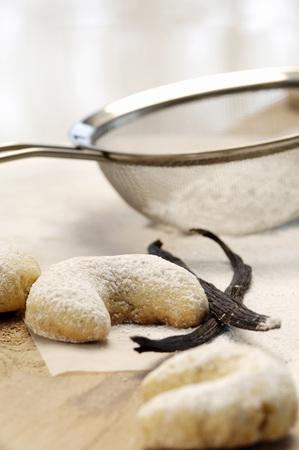 Vanilla Cookies By Vanilla Bean, Close-Up