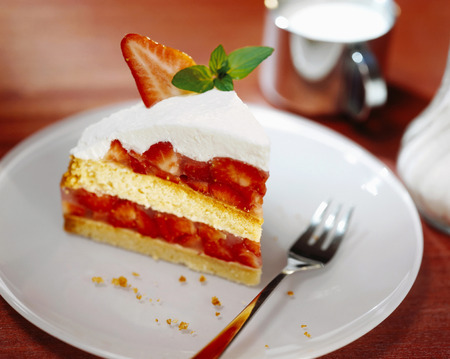 afters: Strawberry Cake, Close-Up LANG_EVOIMAGES