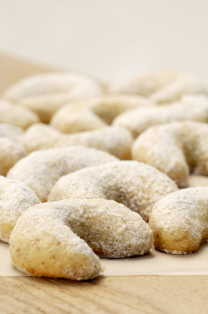sweetly: Vanilla Cookies, Close-Up