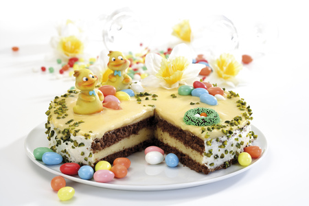 trashy: Easter Torte, Close-Up