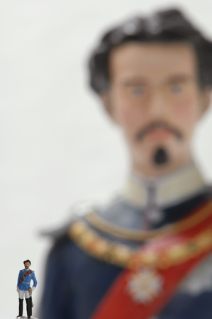 Ludwig Ii Of Bavaria, Figurine