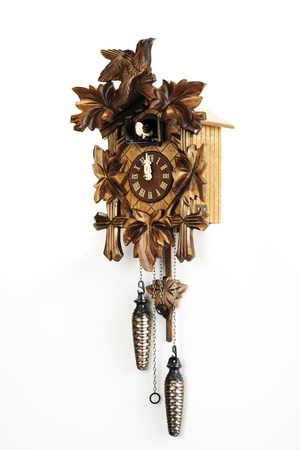reloj cucu: Cuckoo Clock, Close-Up LANG_EVOIMAGES