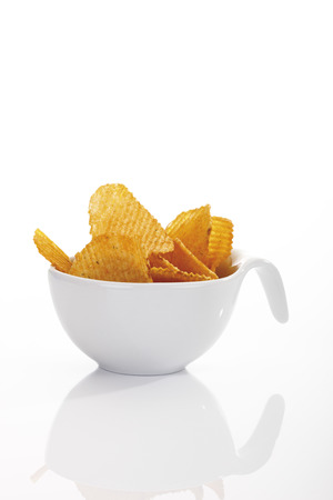 Potato Chili Chips