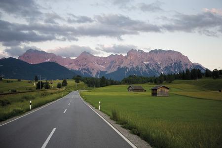 Germany, Bavaria, Karwendel, Countryside LANG_EVOIMAGES