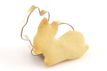 leporidae: Cookie Cutter And Easter Cookie