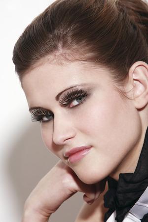 Teenage Girl (16-17), Portrait, Close-Up