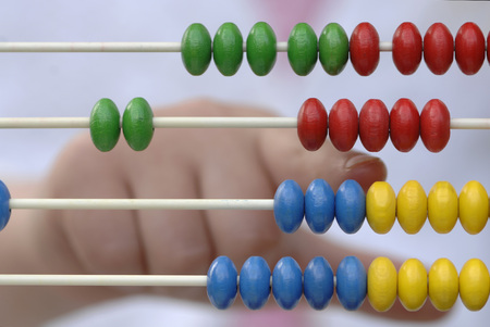 Abacus, Close-Up LANG_EVOIMAGES