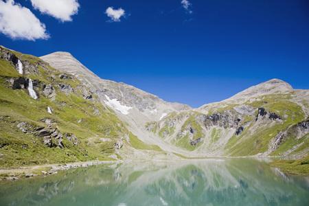 Austria, Groãÿglockner, Mountain Lake