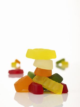 Jelly Gums, Close-Up