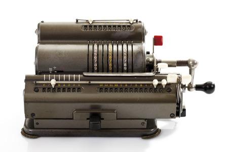 Antique Adding Machine