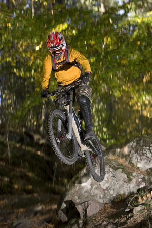 mtb: Italy, Southern Tyrol, Man Mountain Biking