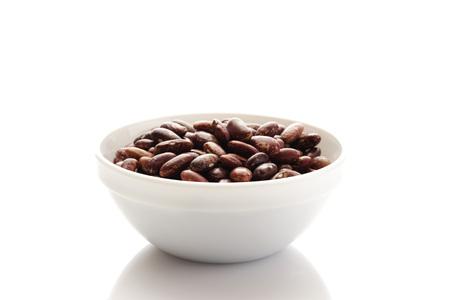 Quail Beans In Bowl