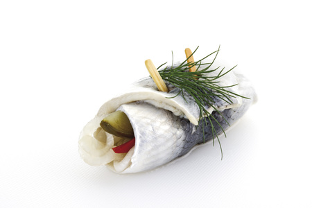 Rollmops, Typical German Food, Close-Up LANG_EVOIMAGES