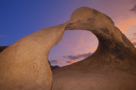 Usa,California,Mobius Arch,Close-Up LANG_EVOIMAGES