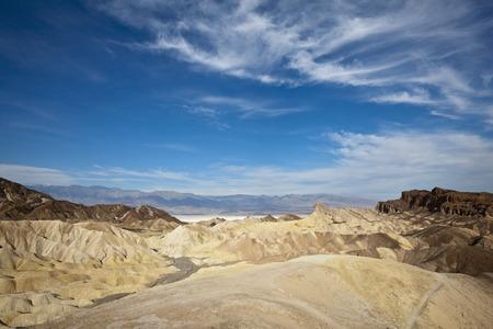 Usa,California,Death Valley National Park,Zabriskie Point LANG_EVOIMAGES