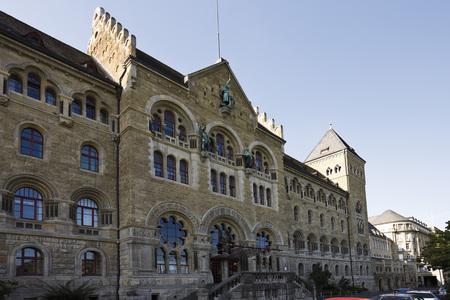 Germany,Rhineland-Palatinate,Koblenz,Old Government Building LANG_EVOIMAGES