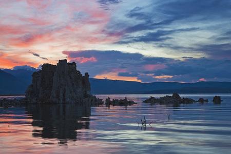 Usa,California,South Tufa Area,Mono Lake