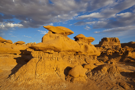 Usa,Utah,Goblin Valley,San Rafael Swell,Rock Formations
