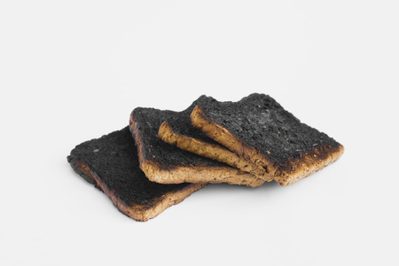 Burnt Toast Slices