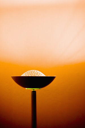 Usa,California,Livermore,Floor Lamp,Close Up