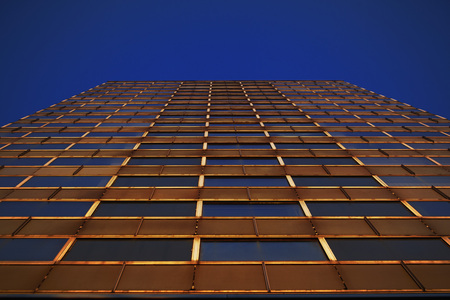Hessen,Offenbach,View Of Office Building LANG_EVOIMAGES
