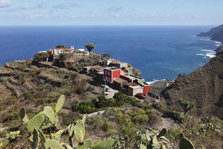 Spain,La Palma,View Of El Tablado